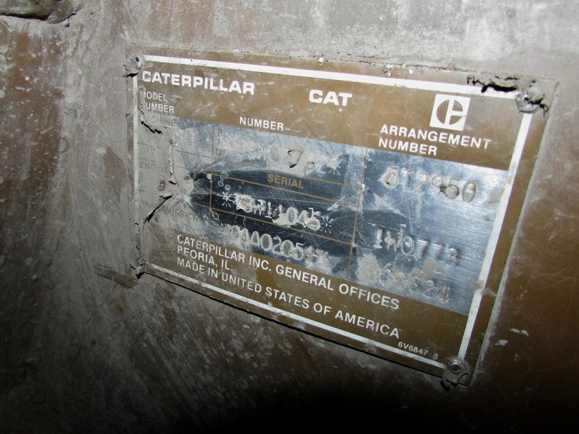 1989 Caterpillar 773B