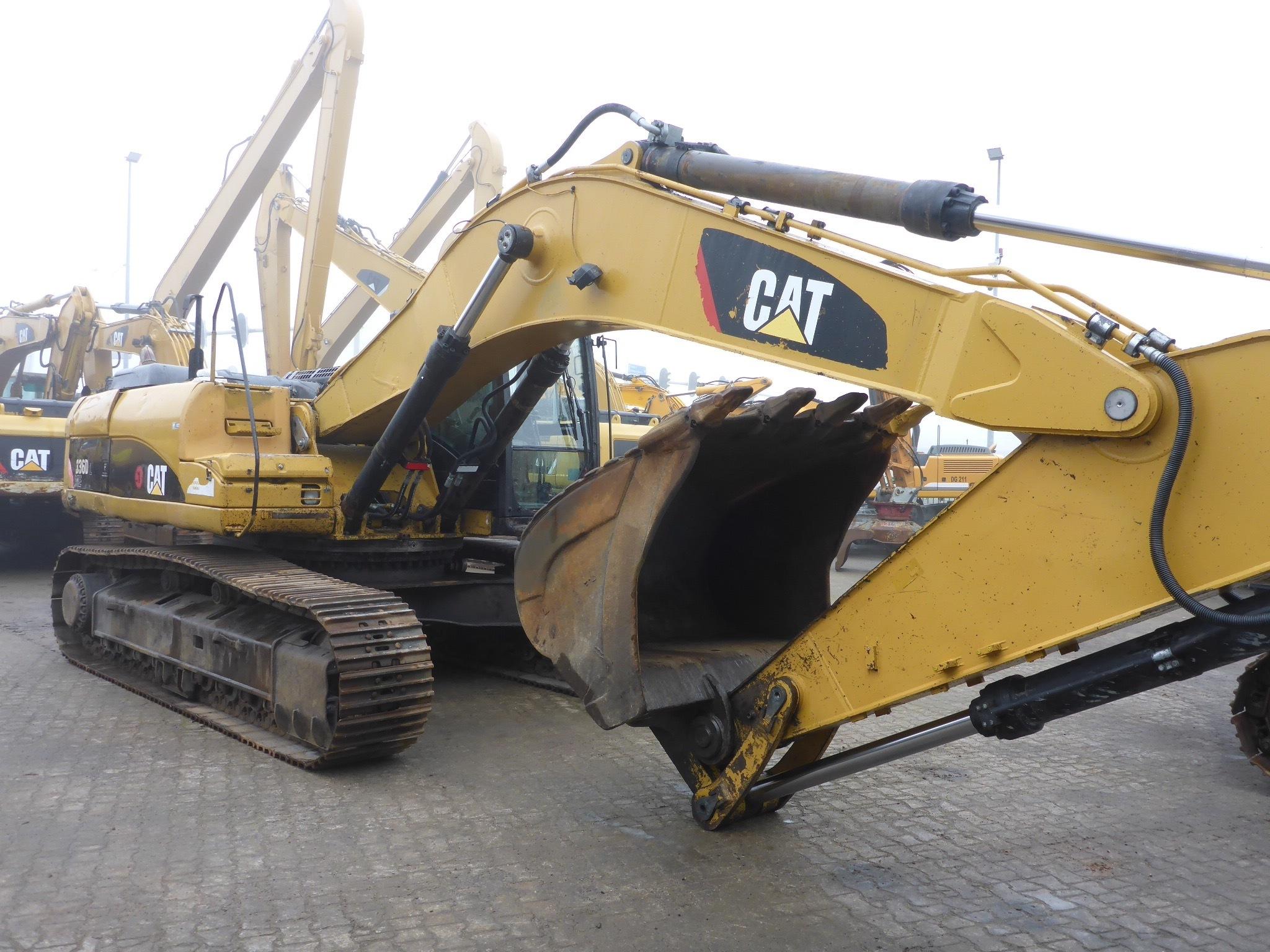 2011 - Caterpillar 336DL ME