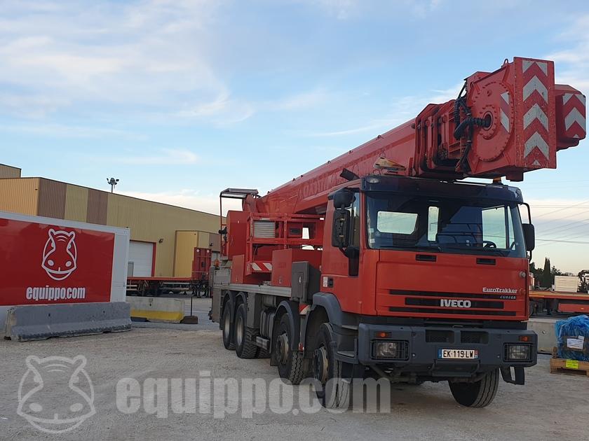 2004 Multitel J352 TA on truck IVECO 340 E 38 H