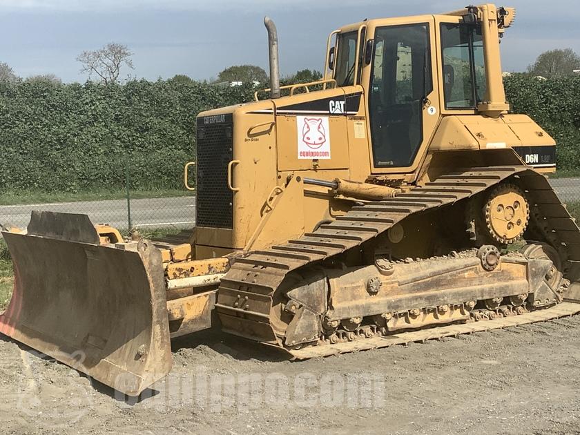 2004 Caterpillar D6N LGP