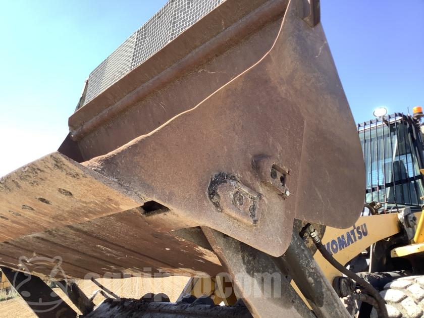 2007 Komatsu WA380-6