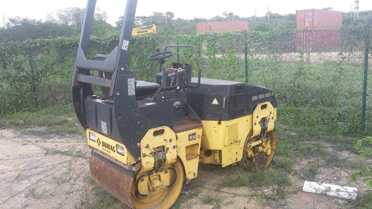 2002 - Bomag BW100 AD-3