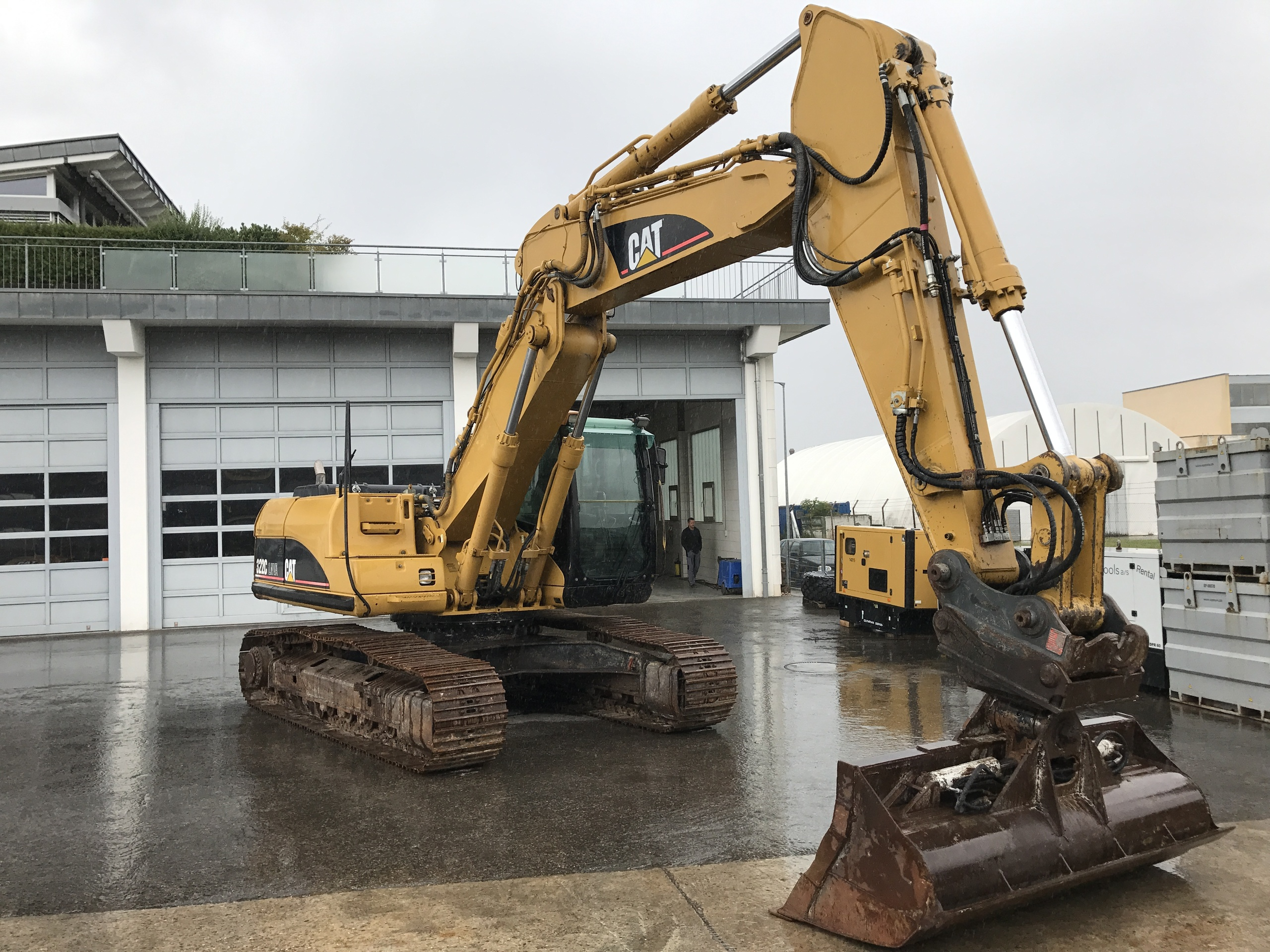 2005 - Caterpillar 322CL